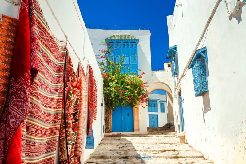 Sidi Bou Said - cosa vedere in Tunisia