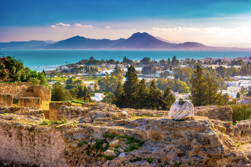 Cartagine - cosa fare in Tunisia