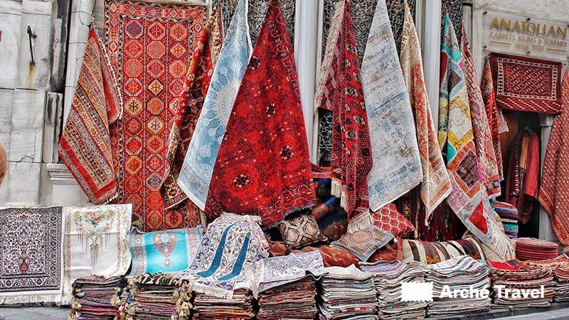 cosa comprare ad istanbul tappeti e kilim