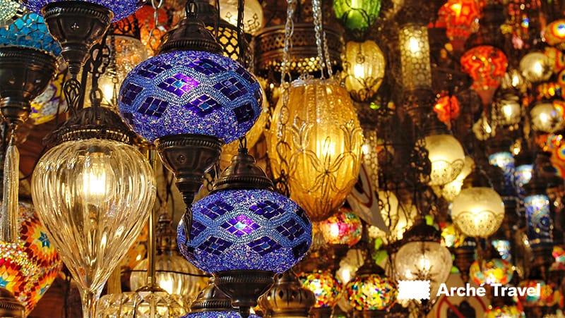 cosa comprare ad istanbul lanterne