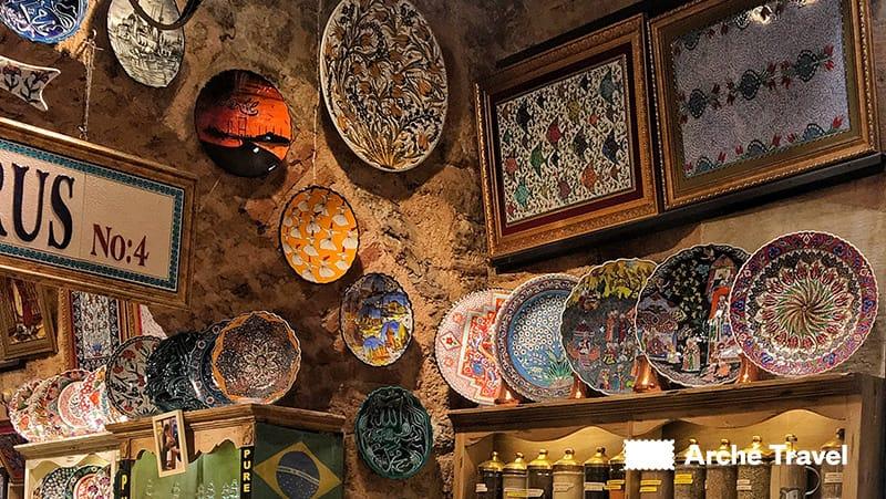 cosa comprare in turchia ceramiche