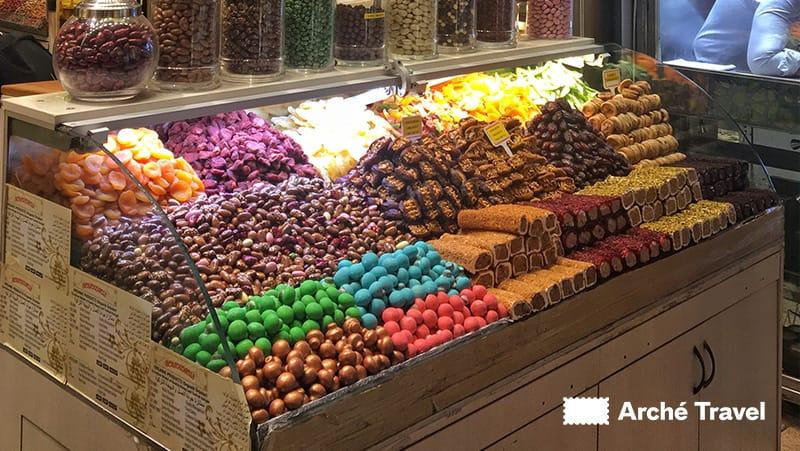 cosa conviene comprare ad istanbul  baklava dolci