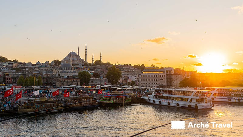 Ponte di Galata - Istanbul - Cosa Vedere in Turchia