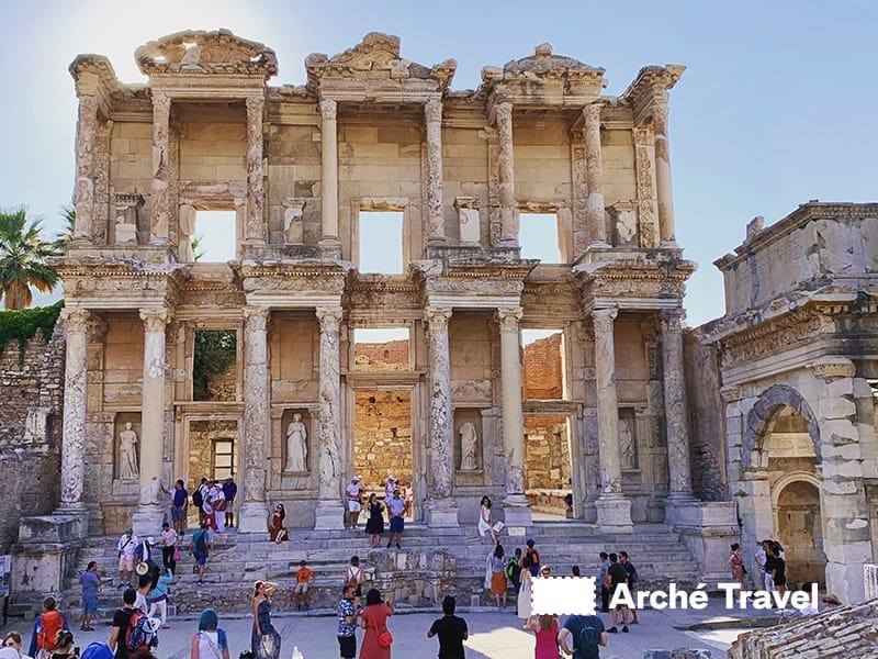 Biblioteca di Celso - Efeso
