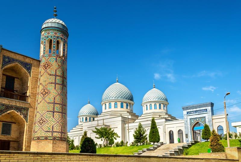 Tashkent Mosche di Dzhuma - uzbekistan cosa vedere