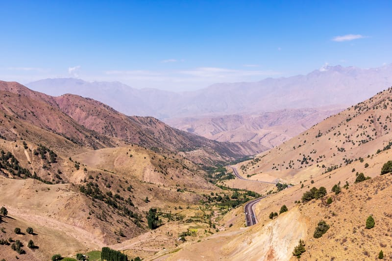 Valle di Fergana - uzbekistan cosa vedere