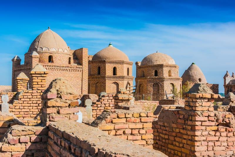 Mizdakhan - uzbekistan cosa vedere
