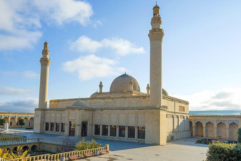 Moschea di Juma - Shemakha