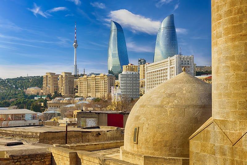 Baku - Old Town - Viaggiare Sicuri Azerbaijan