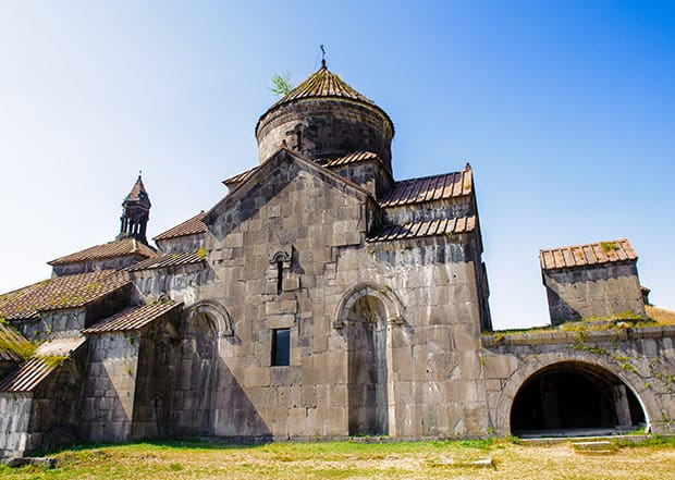 Haghpatavank - Haghpat - visto per Armenia documenti