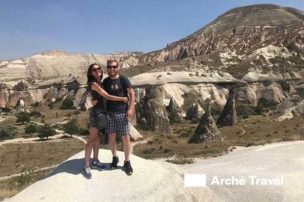 Arché Travel Clienti Turchia
