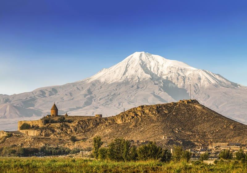 Khor Virap - Quando andare in Armenia - periodo migliore per visitare armenia