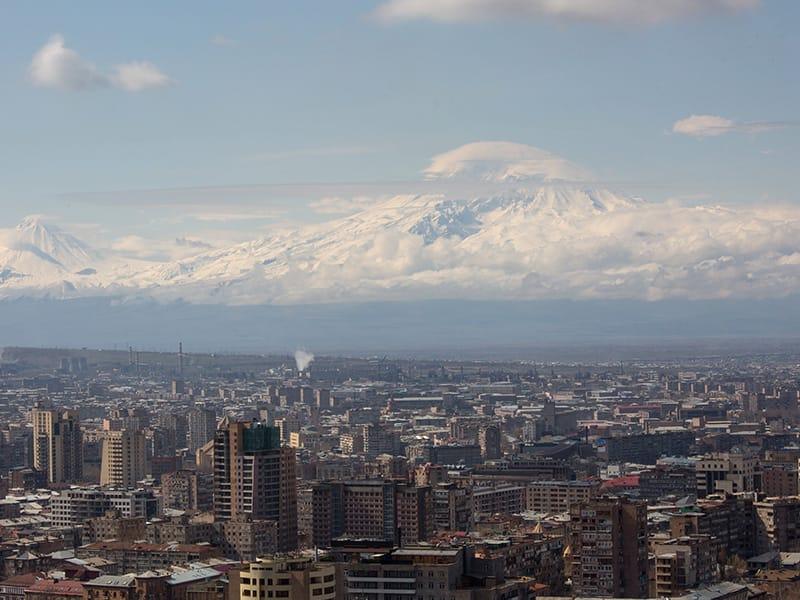 Monte Ararat Yereva - storia del popolo armeno