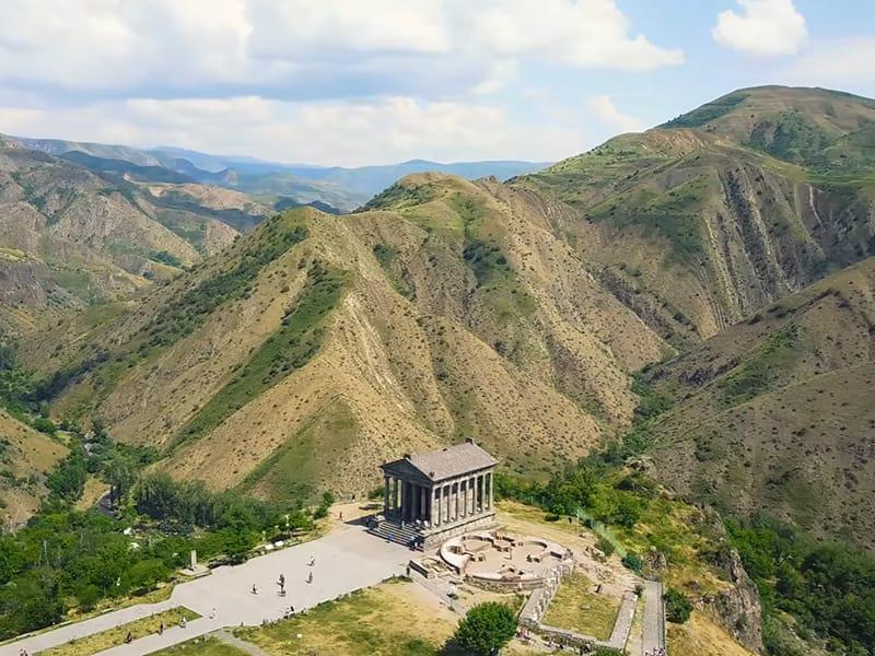 Tempio di Garni - Storia Armenia e popolo armeno