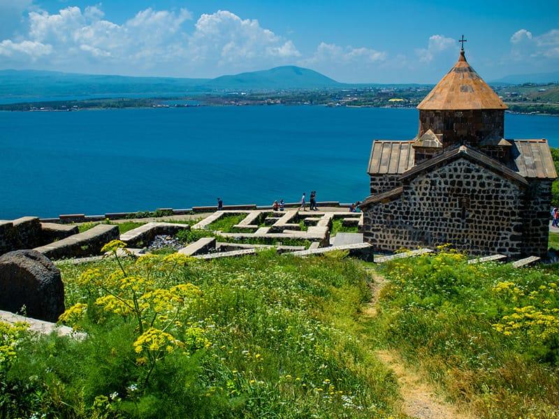 Monastero di Sevanavank Lago di Sevan - Storia Armenia e popolo armeno