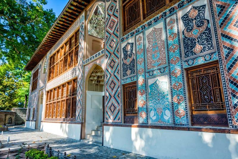 Sheki - Cosa vedere Azerbaijan