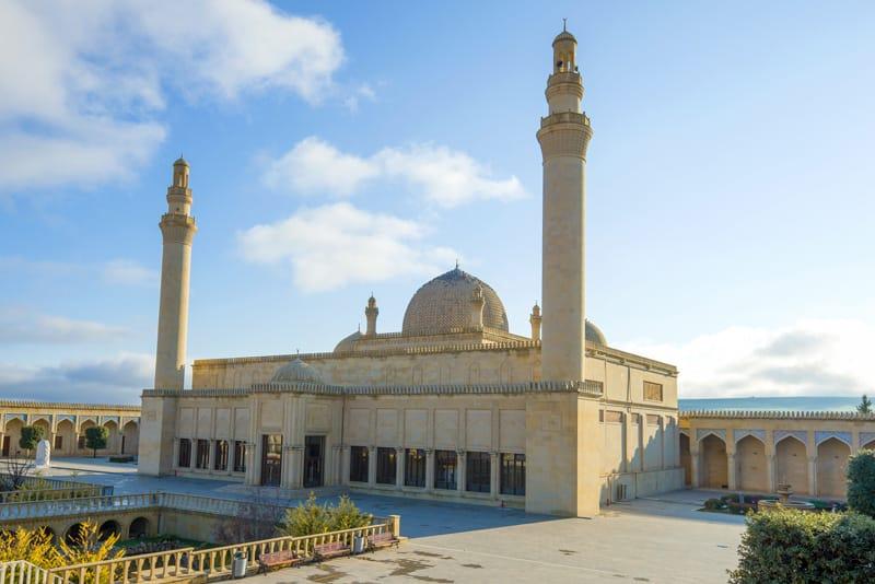Moschea Juma Shamakhi