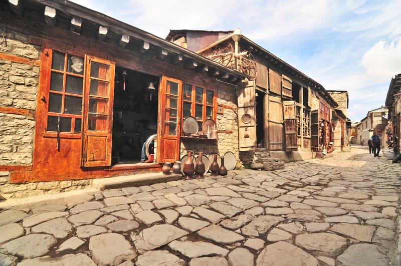 Lahij - Azerbaijan cosa vedere