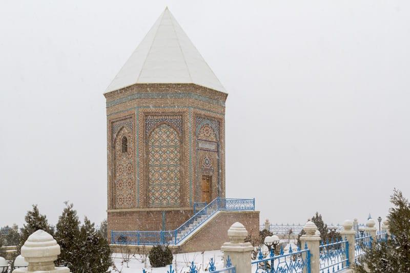 Mausoleo di Noè Nakhchivan