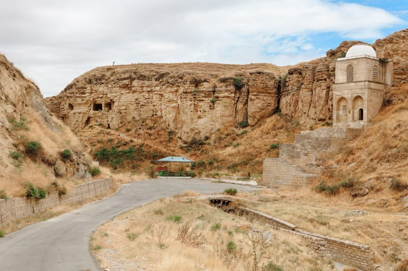 Mausoleo di Diri Baba - Storia Azerbaijan