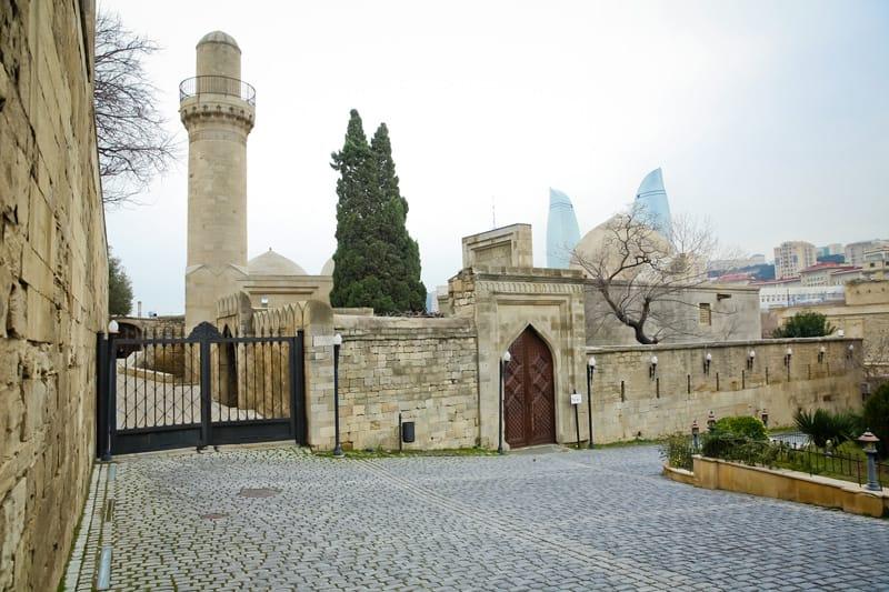 Baku Palazzo degli Shirvanshah - Storia Azerbaijan