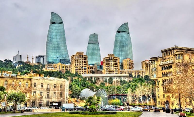 Baku - Storia dell'Azerbaijan