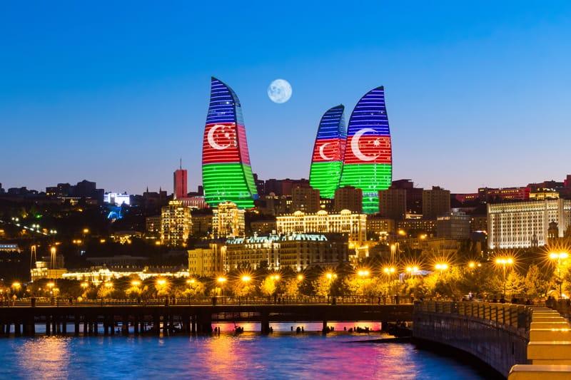 Baku - Storia Azerbaijan