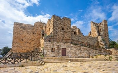 blog giordania guida di viaggio ajiloun
