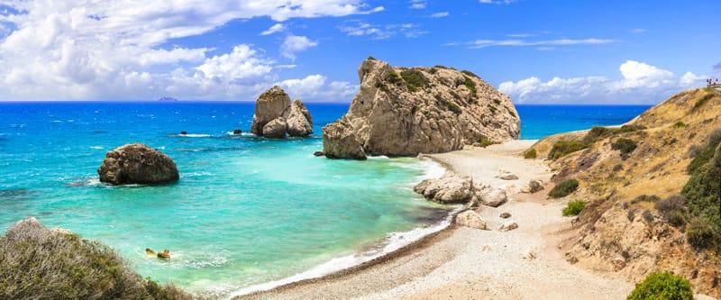 Petra Tou Romiou - Quando andare a Cipro