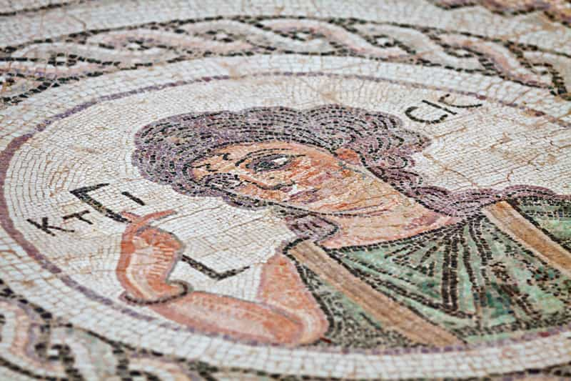 Mosaici Paphos Pafo