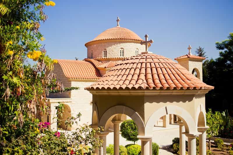 Monastero di Limassol - Storia di Cipro
