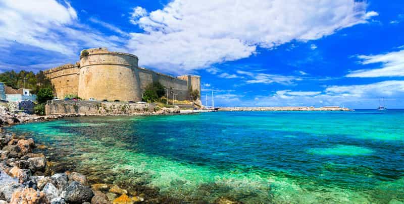 Kyrenia - Storia di Cipro