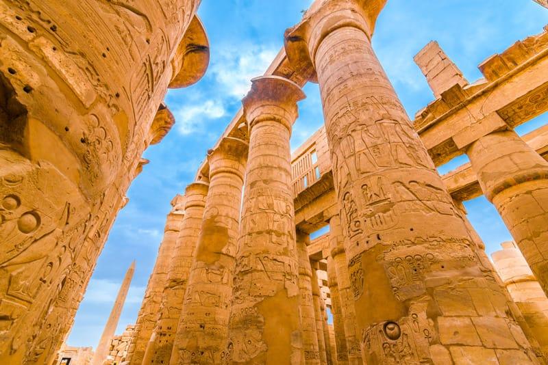 Tempio di Luxor - Cosa vedere in Egitto