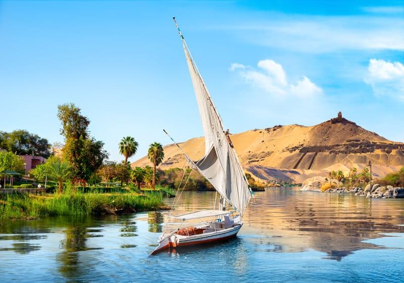 Assuan Nilo - Cosa vedere in Egitto