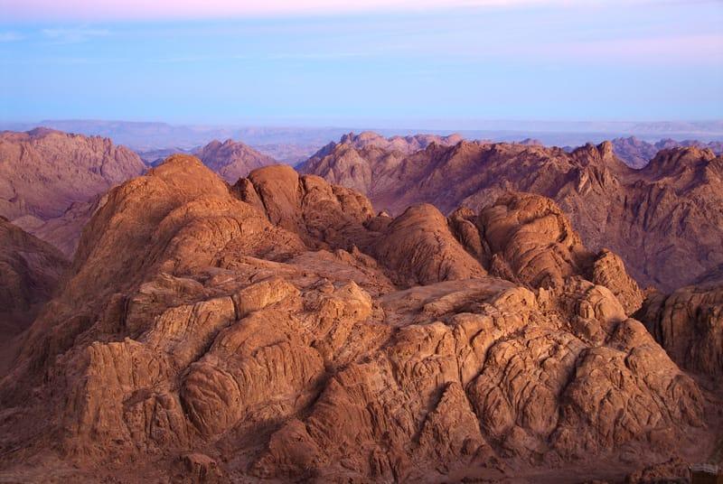 Monte Sinai - Cosa vedere in Egitto