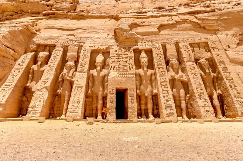 Abu Simbel Nefertari - Storia dell'Egitto