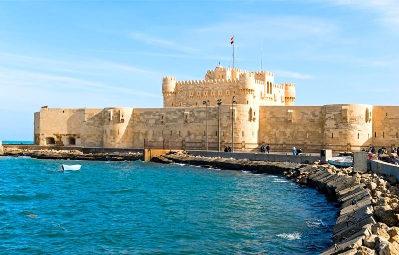 Fortezza Alessandria - Storia dell'Egitto