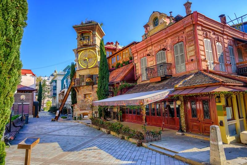 Tbilisi - Storia della Georgia