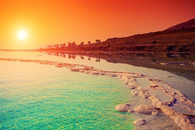 Mar Morto - Giordania quando andare
