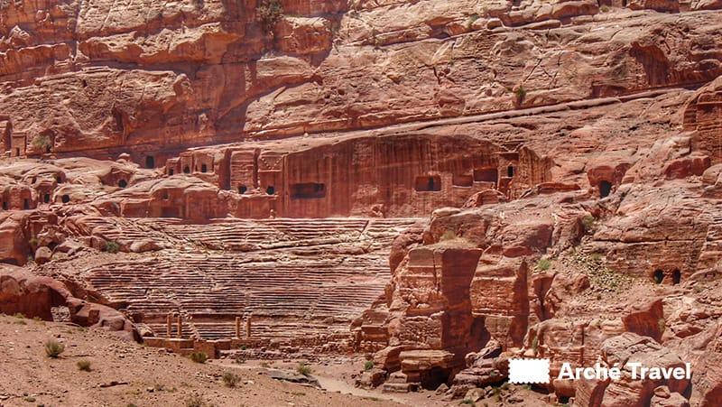 Petra Romana - Storia della Giordania