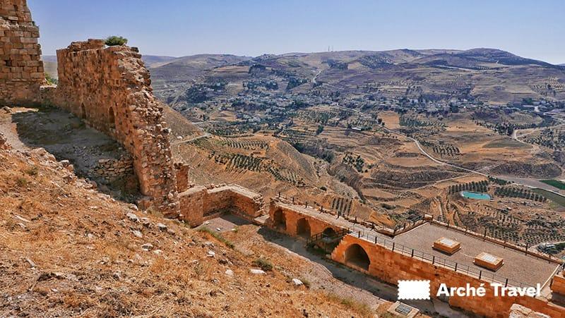 Fortezza Al-Karak - Storia della Giordania
