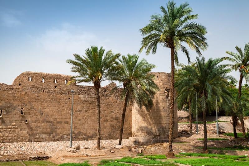 Castello di Aqaba - Storia della Giordania