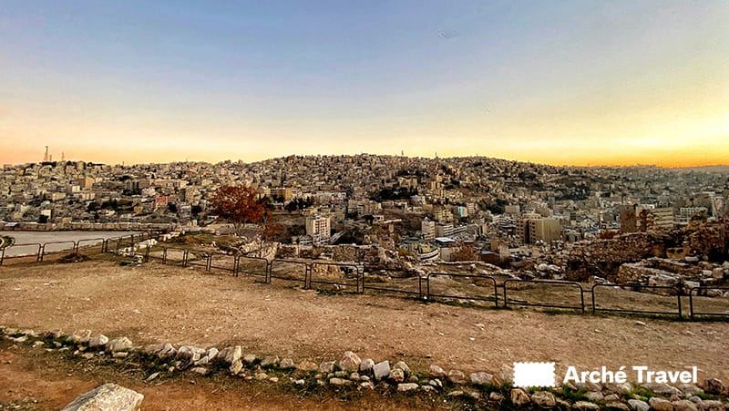 Amman cittadella
