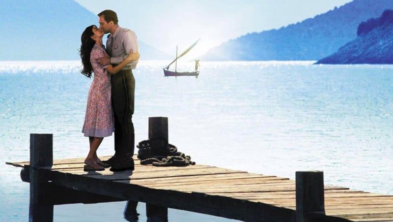 Il Mandolino del Capitano Corelli film girati in grecia