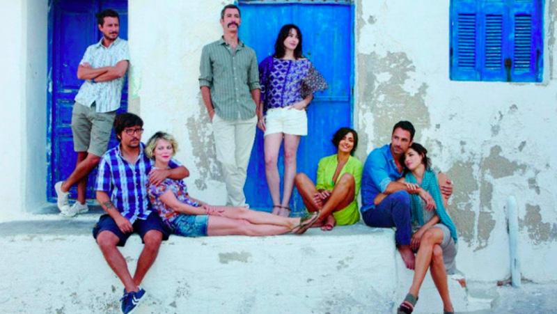 immaturi il viaggio cinema - film girati in grecia