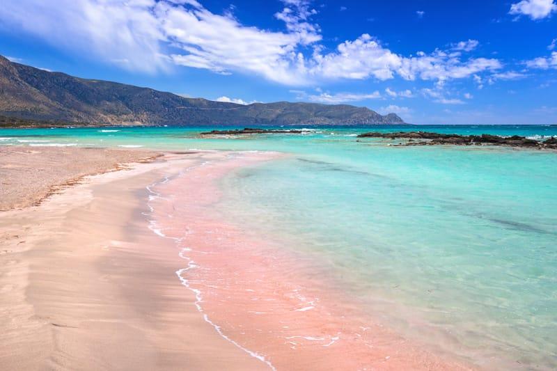 Elafonissi Creta spiagge Grecia