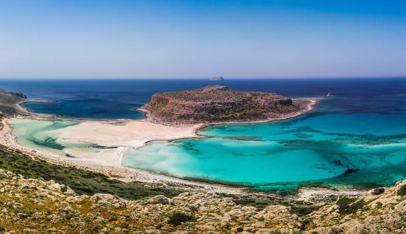 Balos Beach Creta Laguna