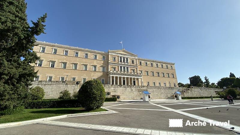 palazzo reale syntagma atene