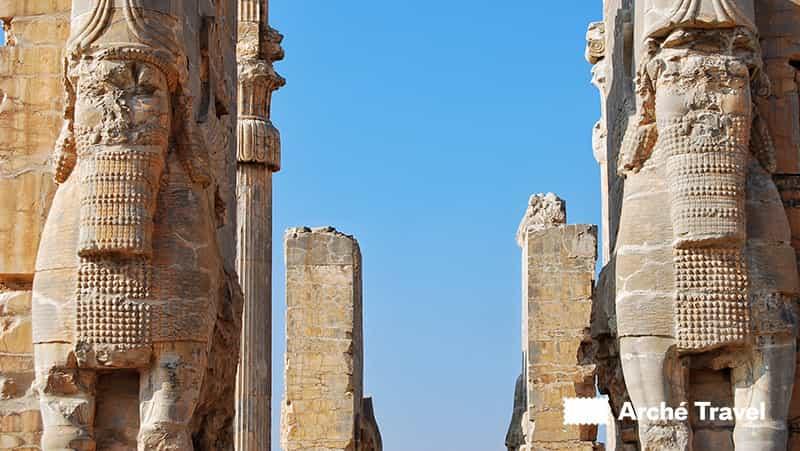 storia dell'iran porta nazioni Persepoli