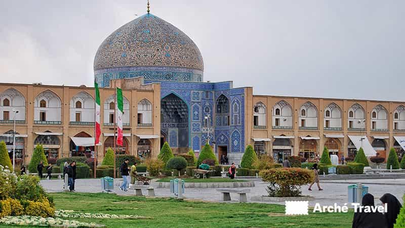 Moschea piazza Naqsh-e Jahan